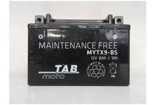 Аккумулятор TAB YTX9-BS (8 А·ч)