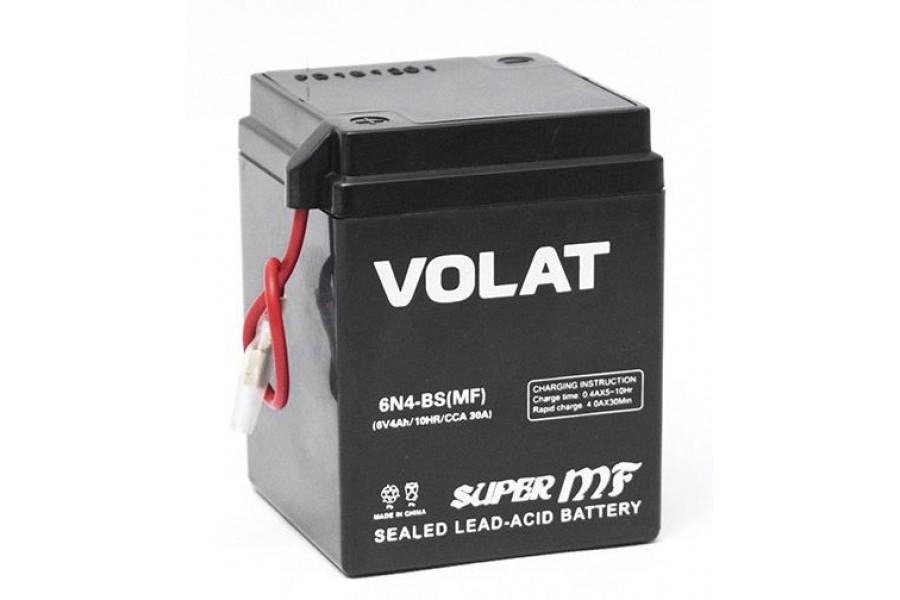 VOLAT 6N4-BS (MF) AGM 4 A/h 30A L+ 6V