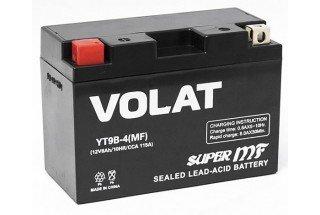 Аккумулятор VOLAT YT9B-4 AGM (MF) (8 A/h), 115A L+