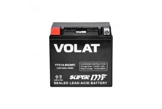 Аккумулятор VOLAT YTX14-BS AGM 14 A/h 200A L+
