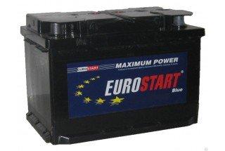 Аккумулятор Eurostart Blue 60  A/h 480А R+
